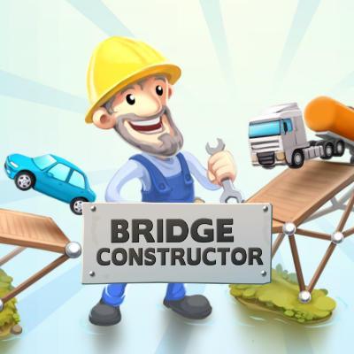 Bridge Constructor - Jouer sur Blacknut
