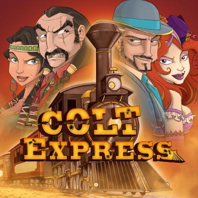 Colt Express - Jouer sur Blacknut