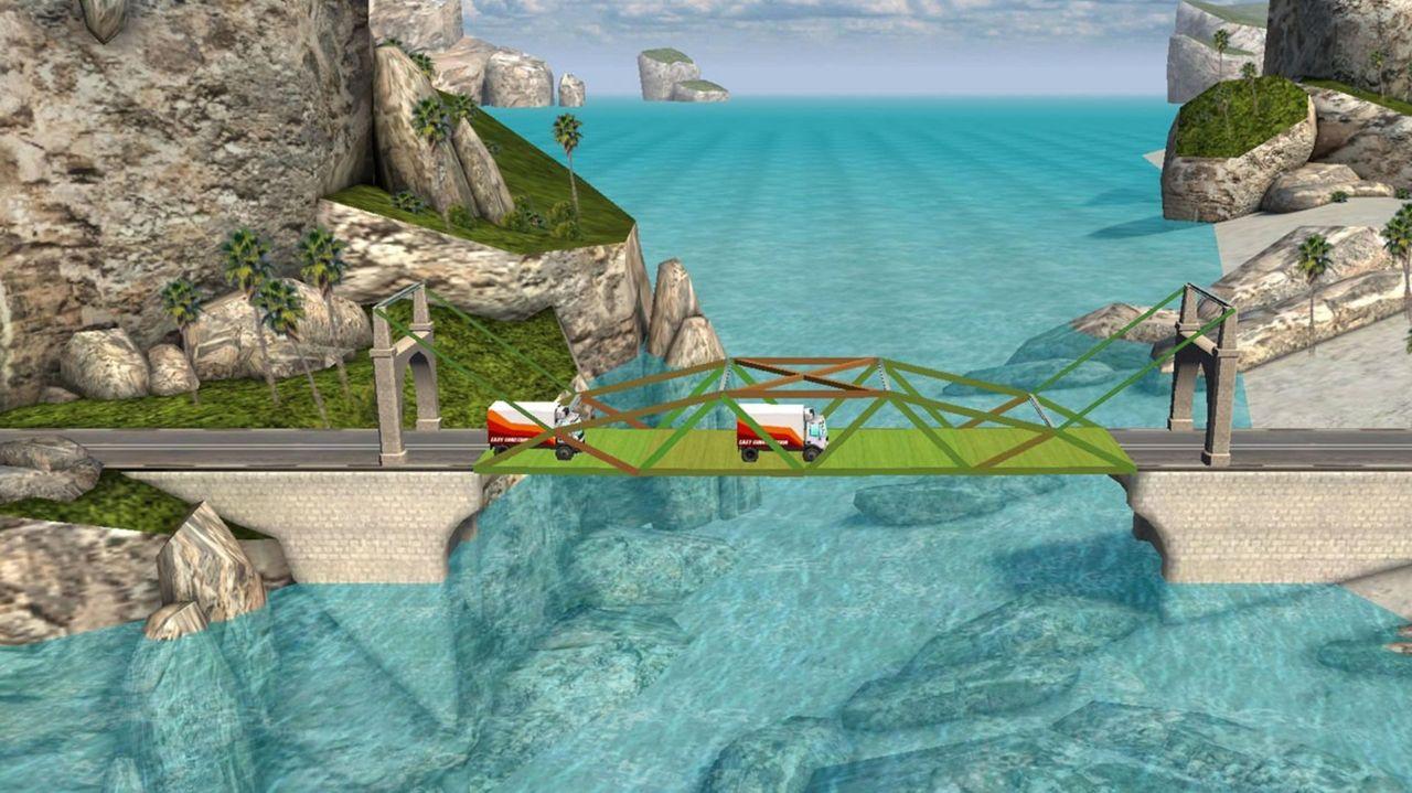 Bridge Constructor, quand les idées simples font les grands jeux !