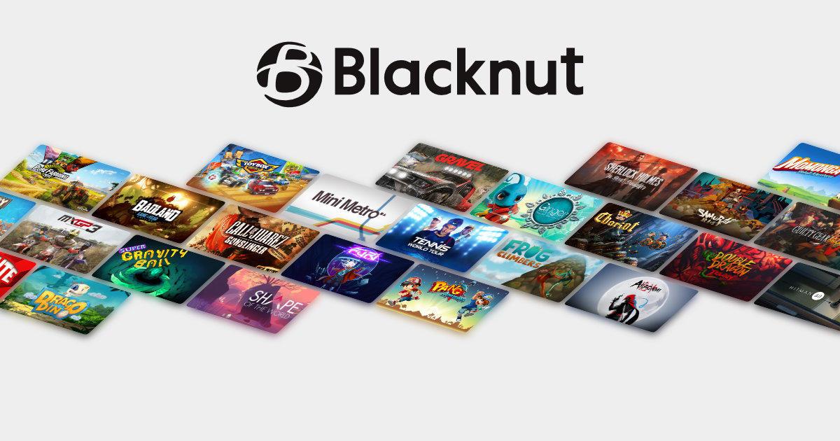 Blacknut Cloud Gaming 100% français