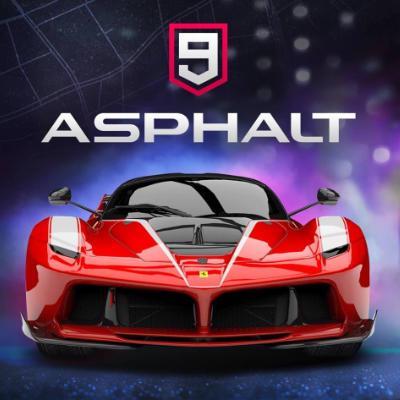 Asphalt 9 : Legends - Jouer sur Blacknut