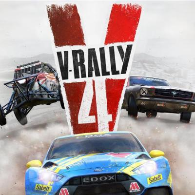 V-Rally 4 - Jouer sur Blacknut