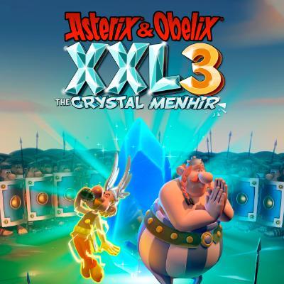 Astérix & Obélix XXL 3 - Le menhir de Cristal - Jouer sur Blacknut
