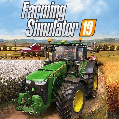 Farming Simulator 19 - Jouer sur Blacknut