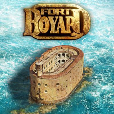 Fort Boyard - Jouer sur Blacknut