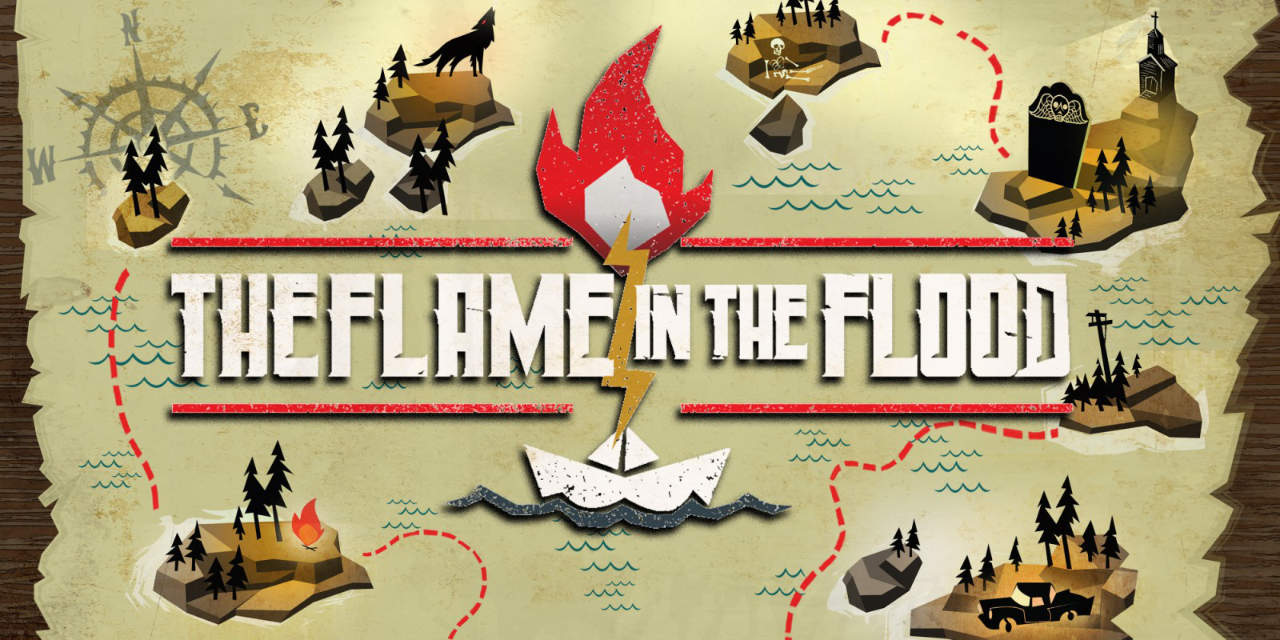 Flame in the Flood - The Molasses Flood