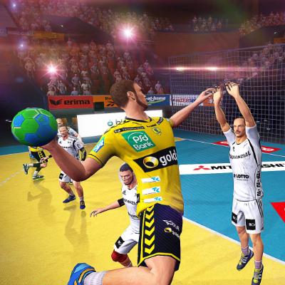 Handball 17 - Jouer sur Blacknut