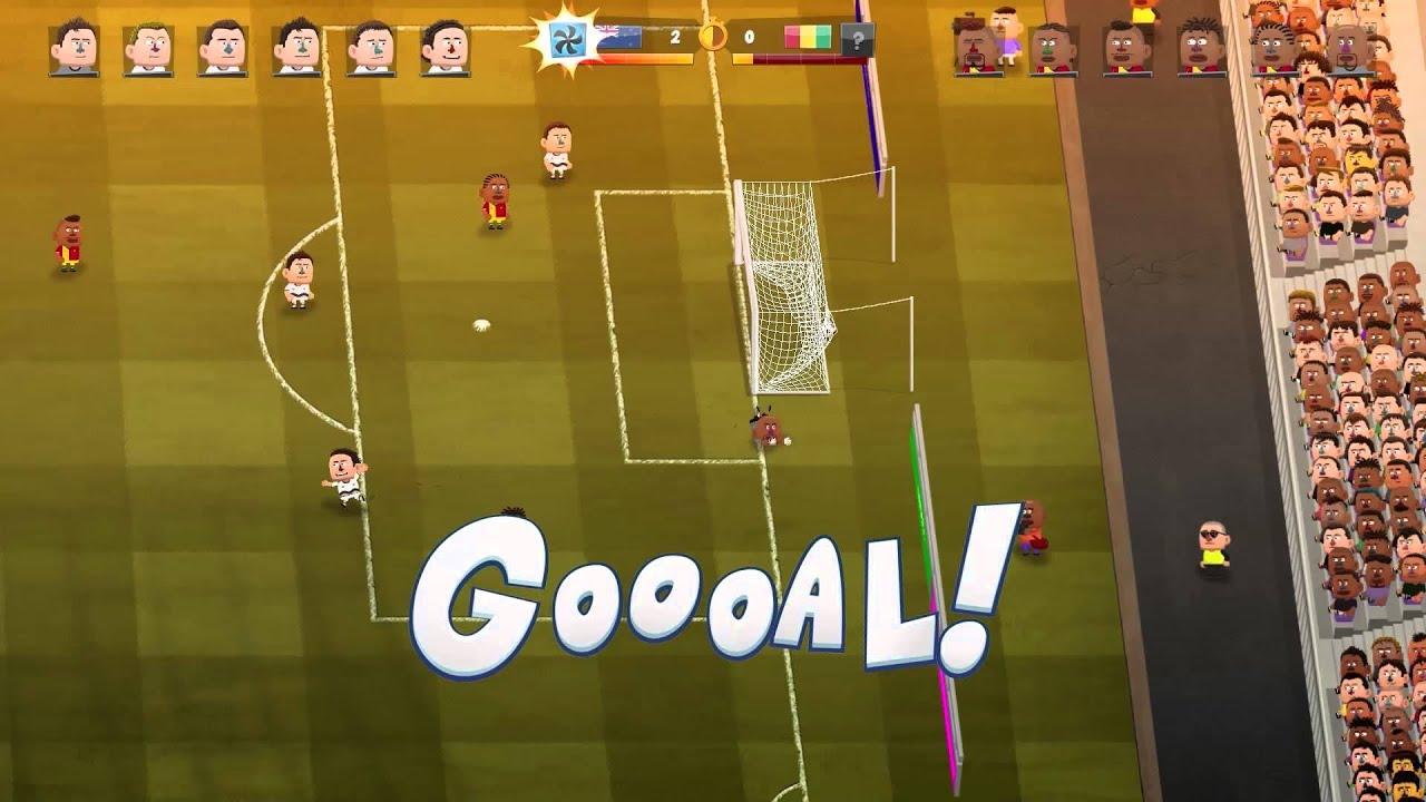 Kopanito All-Stars Soccer - Merixgames