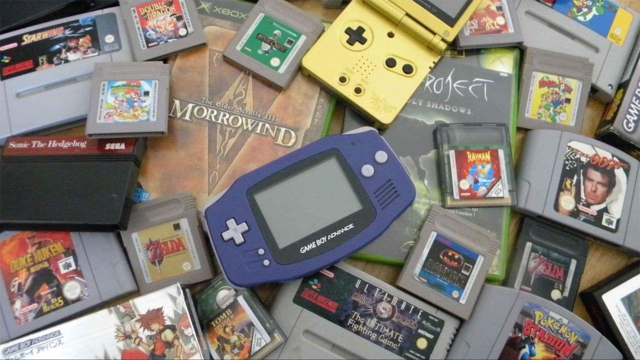 Le boum du marché des jeux rétro