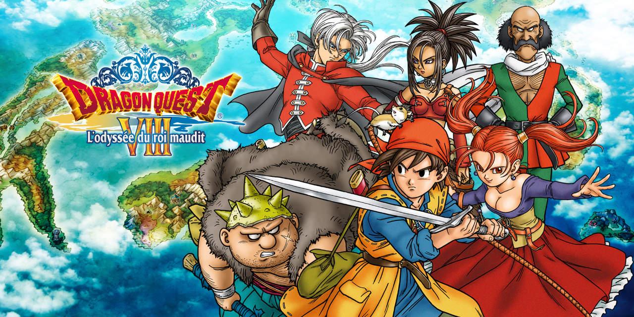 Dragon Quest - Square Enix