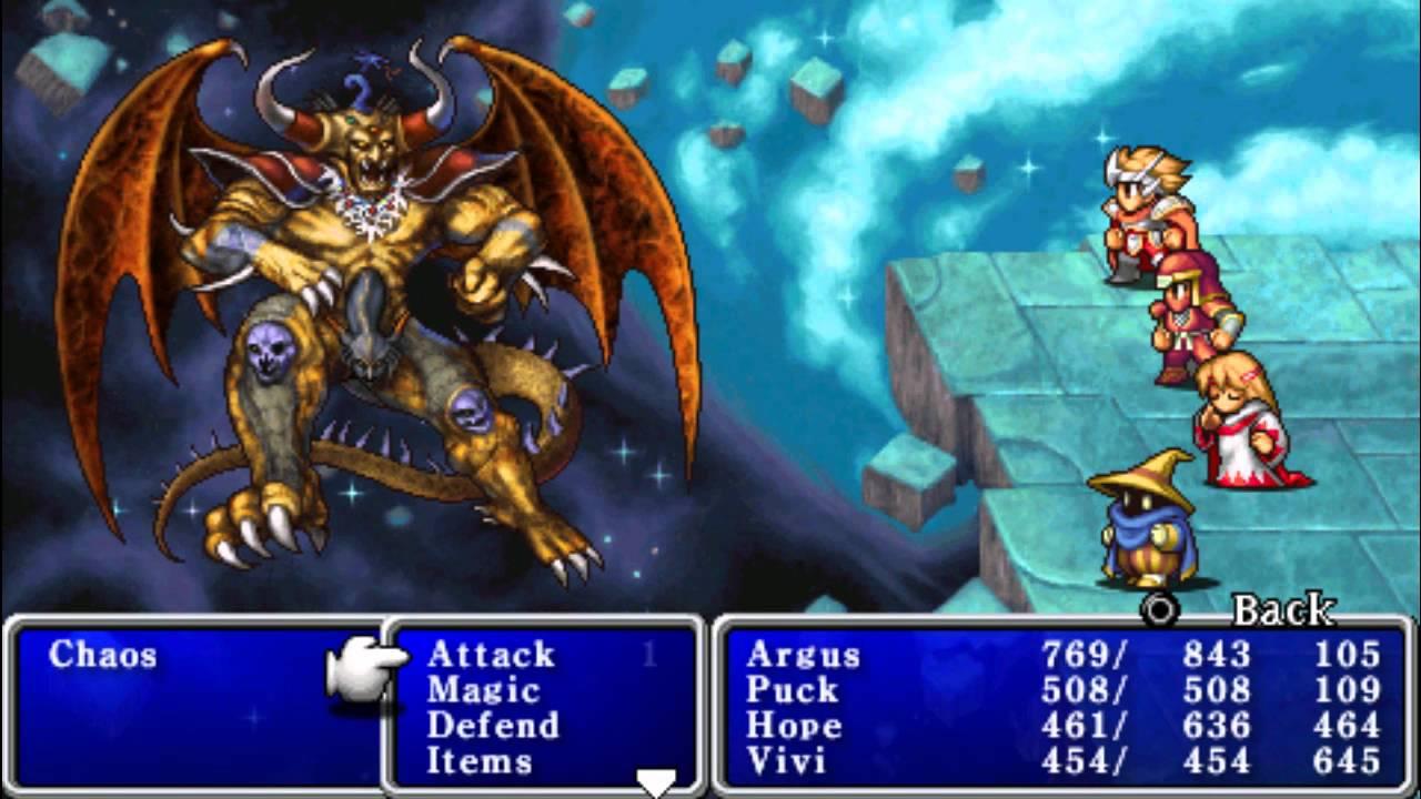 Final Fantasy - Square Enix