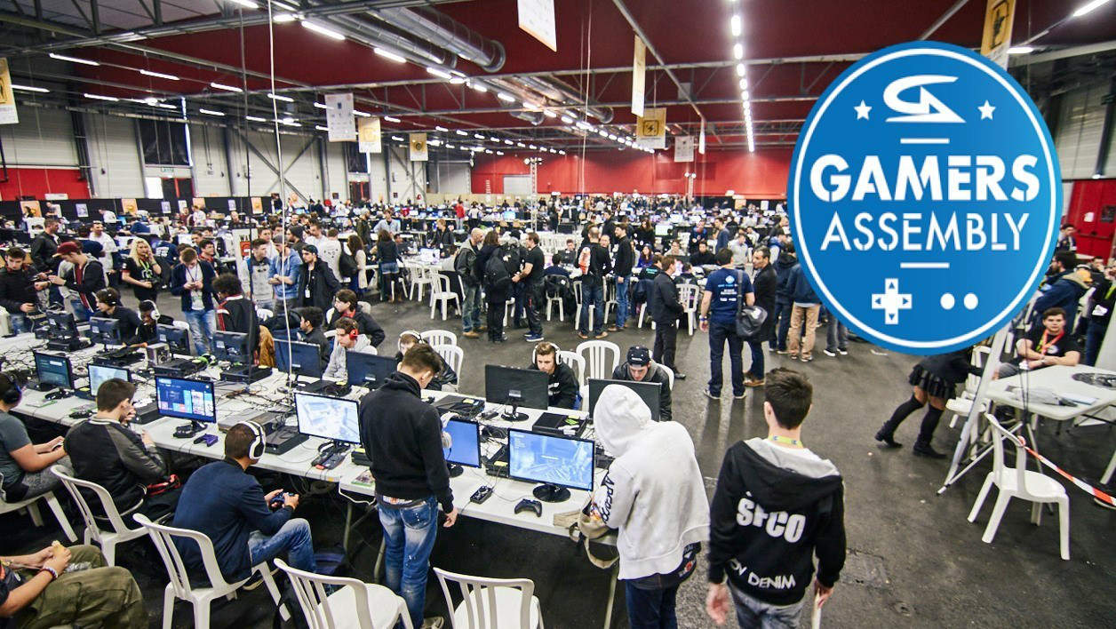 Gamer's assembly