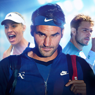 Tennis World Tour - Jouer sur Blacknut