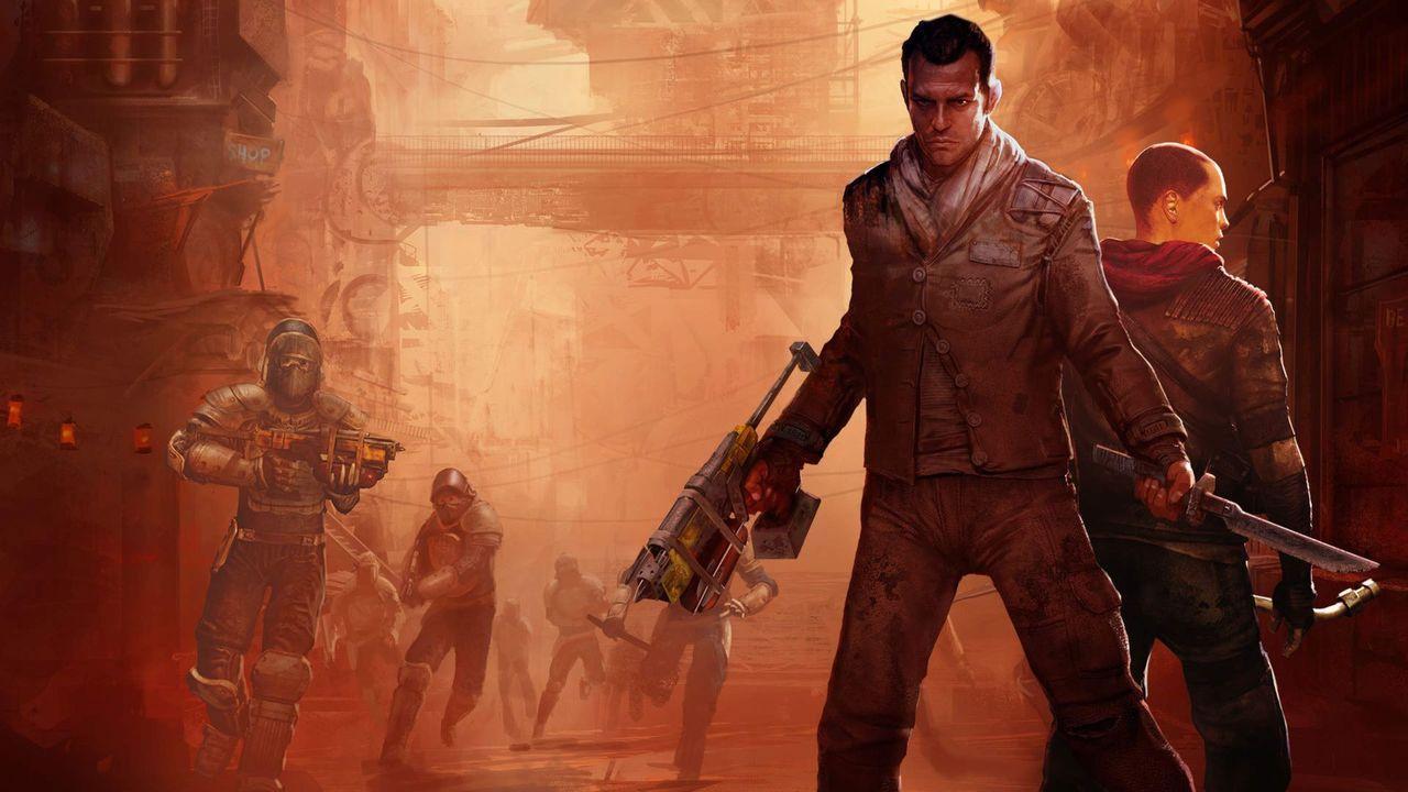 Mars War Logs, le RPG de l'espace