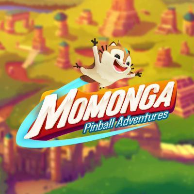 Momonga Pinball Adventure - Jouer sur Blacknut