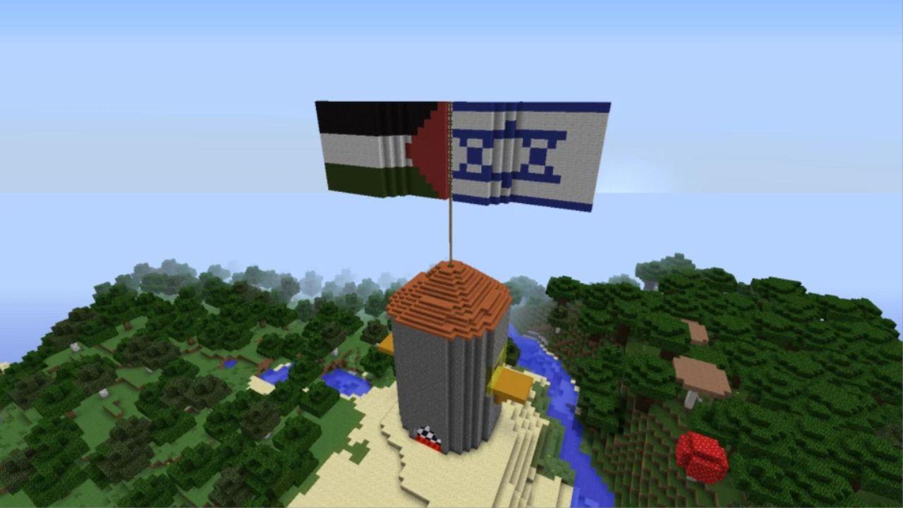 Conflit israélo-palestinien, retrouver le dialogue grâce aux jeux vidéo.