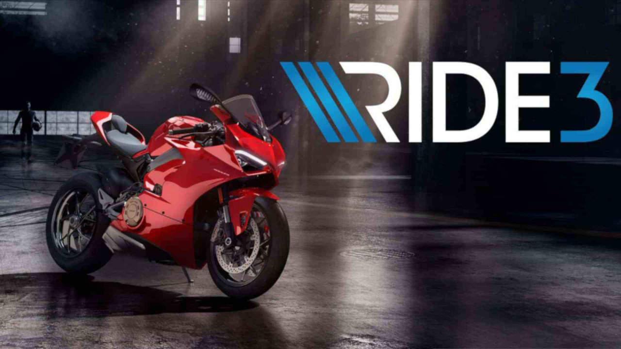 Ride 3 - Milestone