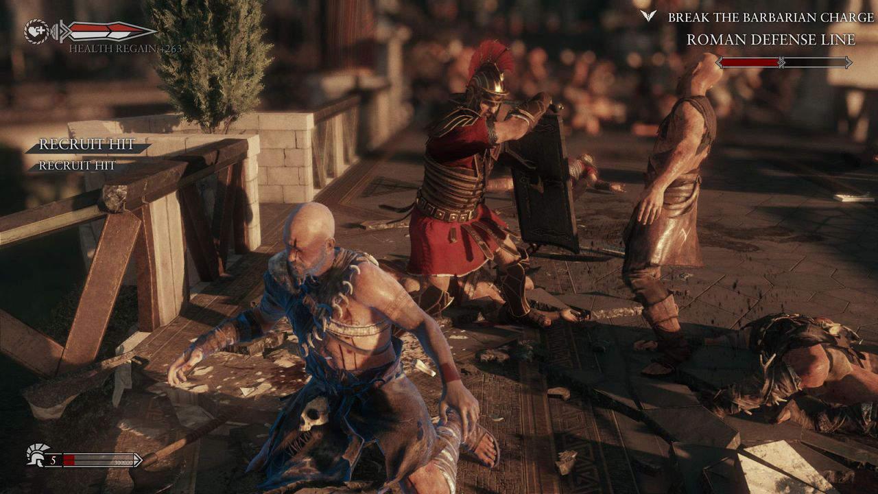 Ryse : Son of Rome - Crytek