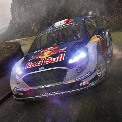 WRC 7 - Jouer sur Blacknut