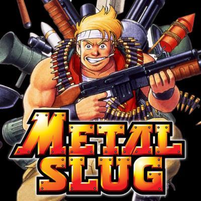 Metal Slug - Jouer sur Blacknut