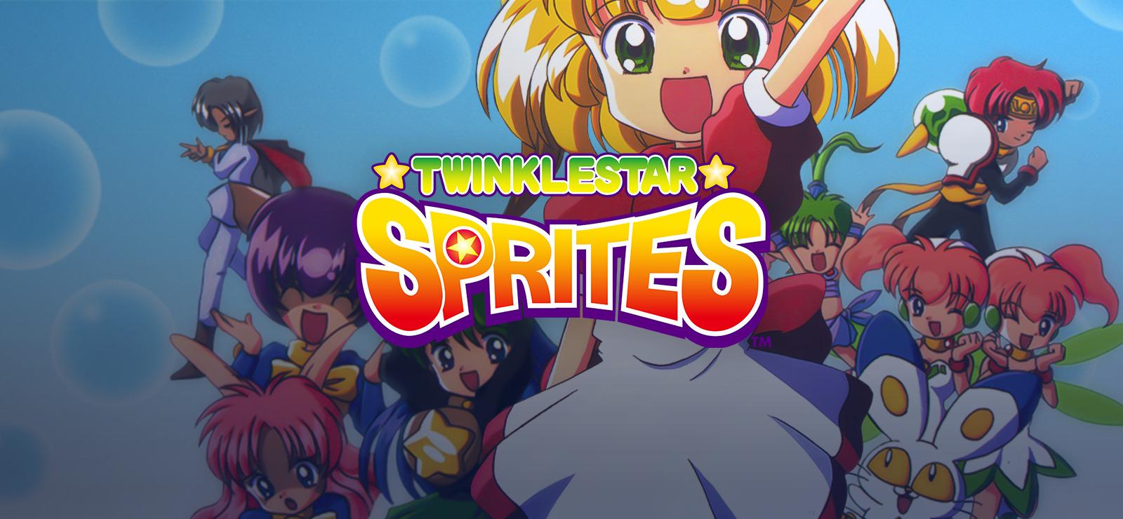 Twinkle Star Sprites SNK Corporation