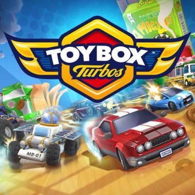 Toybox Turbos - Jouer sur Blacknut