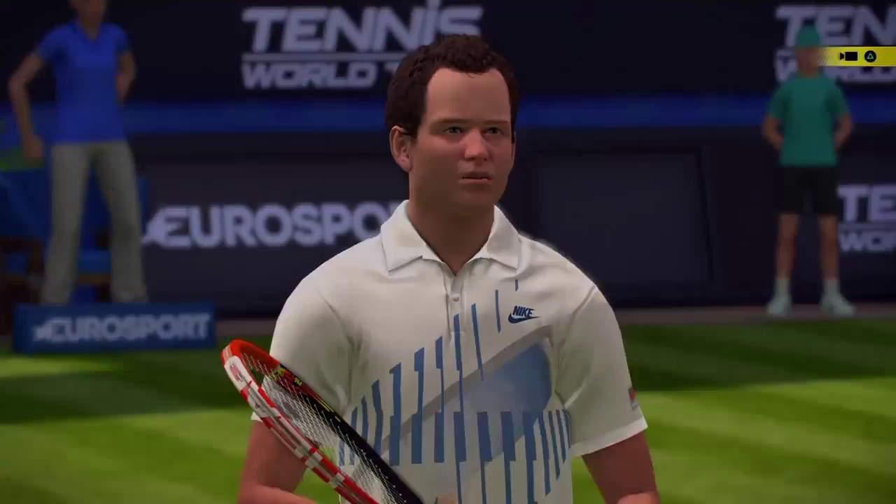 Tennis World Tour - Bigben Interactive